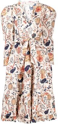 Ulla Johnson Nanette floral-print cotton dress