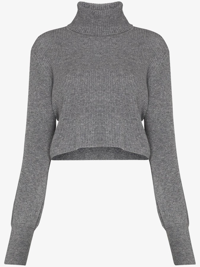 Luisa roll neck jumper