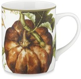 Williams-Sonoma Botanical Pumpkin Mugs, Set of 4