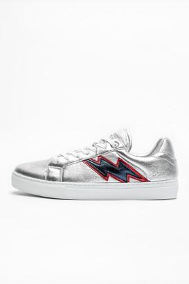 Zadig & Voltaire Zv1747 Flash Men Sneakers