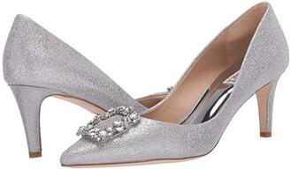 Badgley Mischka Carrie (Black) Women's Shoes