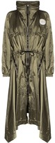 Chloé hooded raincoat