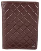 Chanel Large Agenda Cover