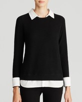 Joie Rika Layered Effect Sweater