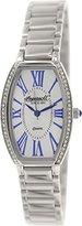 Ingersoll Women's INQ021SLSL Lansing Analog Display Japanese Quartz Silver Watch