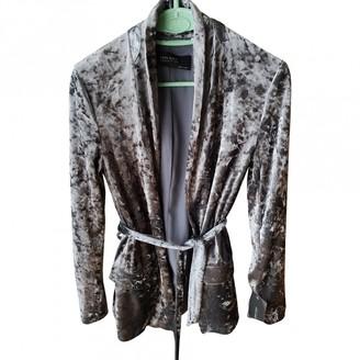 Zara Grey Jacket for Women
