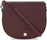 Rag & Bone Flight grained leather saddle bag