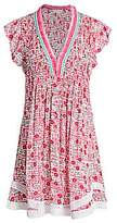 Poupette St Barth Women's Sasha Floral Dress