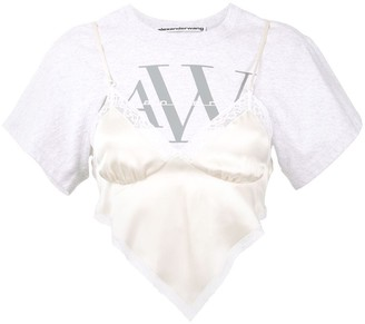 Alexander Wang layered camisole T-shirt
