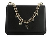 Michael Kors Women's Black Leather Handbag.