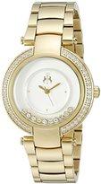 Jivago Women's JV1612 Celebrate Analog Display Swiss Quartz Gold Watch