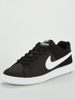 Nike Court Royale- Black/White