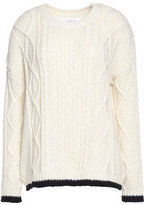 Velvet by Graham & Spencer Cable-Knit Sweater