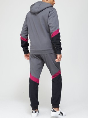 adidas MTS Winterized Tracksuit - Grey