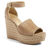 Stuart Weitzman Women's Sohojute Platform Wedge Sandal