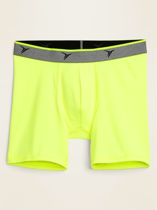 Old Navy Go-Dry Cool Built-In Flex Performance Boxer Briefs for Men