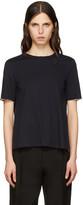 Marni Navy Tie Back T-shirt