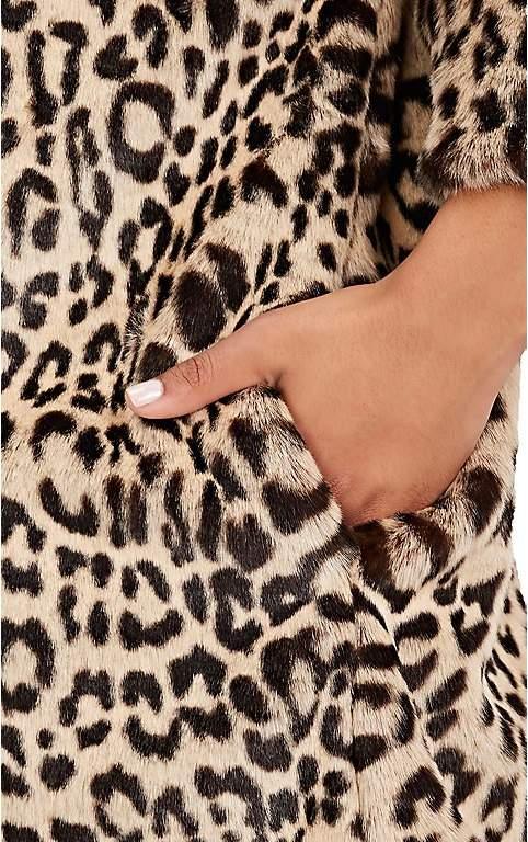 Barneys New York Women's Cocoon Coat