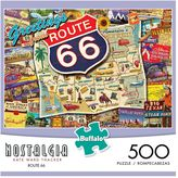 Route 66 Kate Ward Thacker Nostalgia 500-pc. Puzzle
