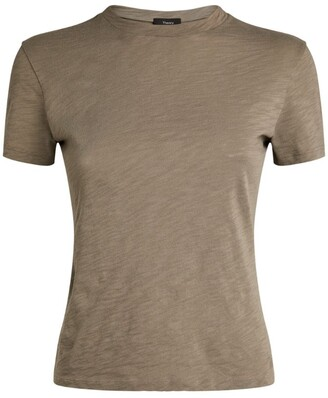 Theory Organic Cotton Tiny T-Shirt