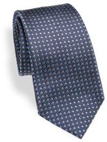 Giorgio Armani Graphic Dot Silk Tie