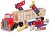 Melissa & Doug Big Rig Truck Building Set