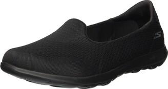Skechers Women's Go Walk Lite-Shanti Loafer Flat