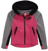 Nike Girl's Fleece Tech Pack Hoodie
