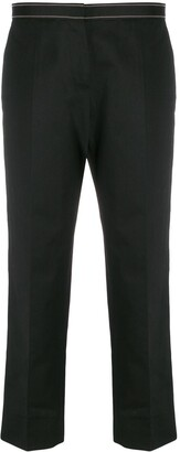 Marni Stitched Cropped Trousers
