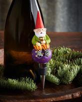 Mackenzie Childs MacKenzie-Childs Home Sweet Gnome Bottle Stopper
