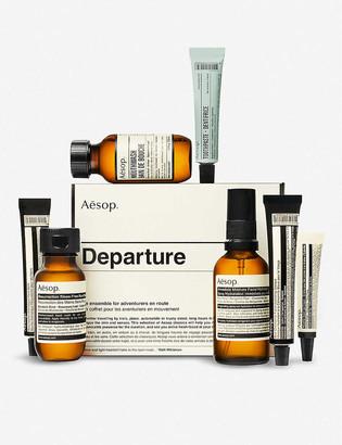 Aesop Departure travel set