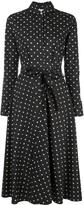 Rosetta Getty wrap shirt dress