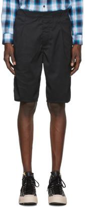 Nonnative Black Manager Shorts