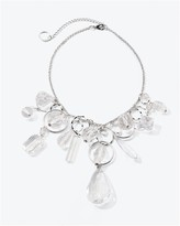 Short Crystal Stone Necklace