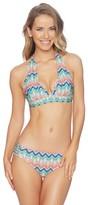 Athena Marrakesh Medallion Kalena Halter Bikini Top