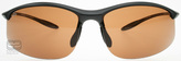 Serengeti Maestrale Sunglasses Satin Black 7356 Polariserade