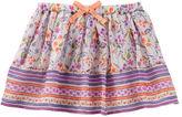 Osh Kosh 2-Piece Printed Crinkle Chiffon Skirt