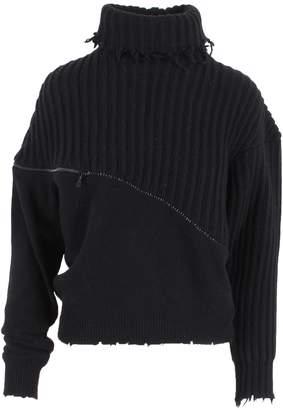 Taverniti So Ben Unravel Project Wool Sweaters