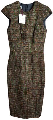 Stella Jean Multicolour Wool Dresses