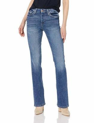 Joe's Jeans Women's Honey High Rise Curvy Bootcut Jean