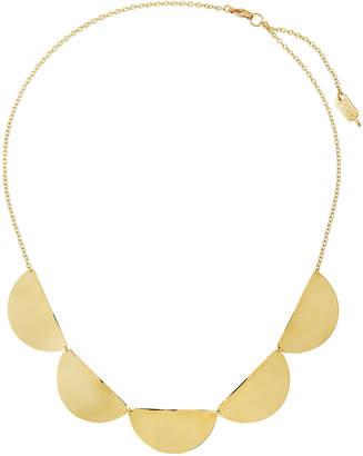 Ippolita 18K Classico Large Half-Disc Necklace