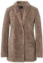 Banana Republic Teddy Blazer Coat