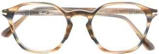Persol Angular Frame Glasses