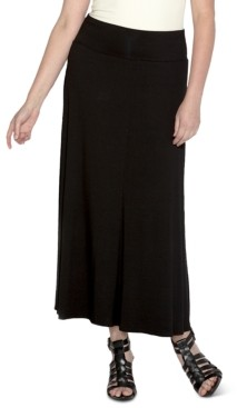 Karen Kane Plus Size Maxi Skirt