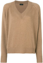 Roberto Collina v-neck jumper