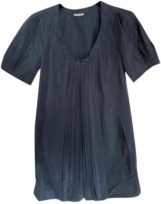 Miu Miu Blue Polyester Dresses