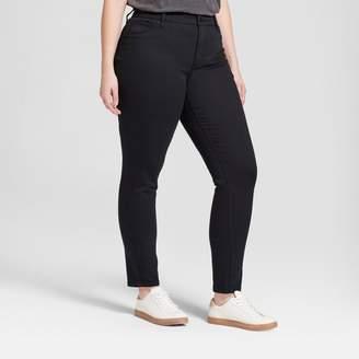 Universal Thread Women's Plus Size Jeggings Black