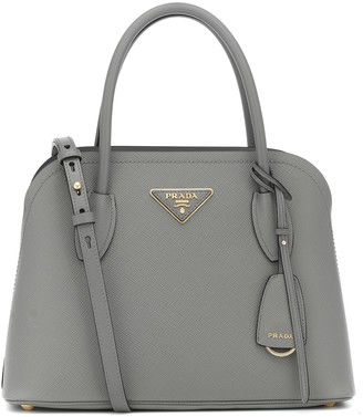 Prada Matinee Mini saffiano leather tote