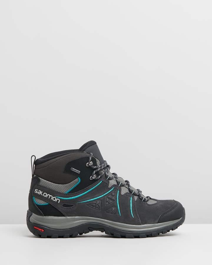 Salomon Ellipse 2 Mid Leather GTX Boots - Women's