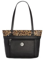 Giani Bernini Colorblock Pebble Tote, Created for Macy's